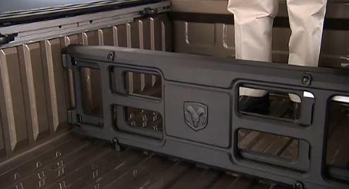 2012 Ram Truck Rambox Paul Sherry Chrysler Dodge Jeep Ram