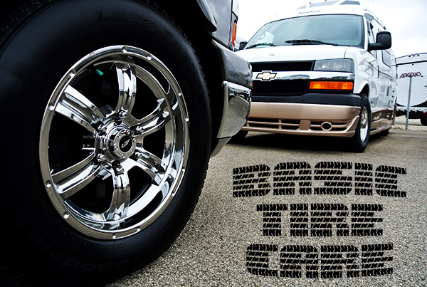 used cars tire maintanence