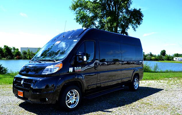 Ram Promaster Passenger Van