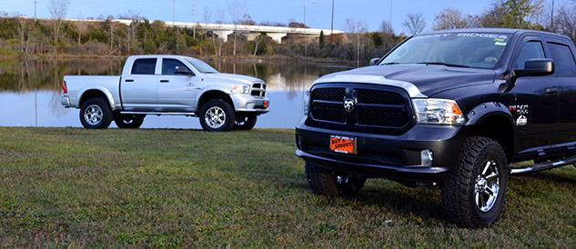 lifted trucks ohio