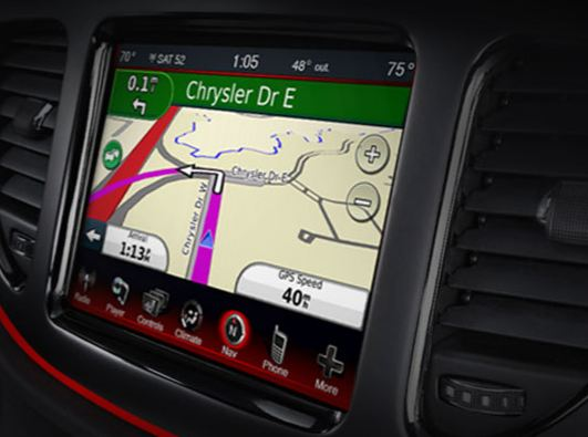 dodge dart touchscreen