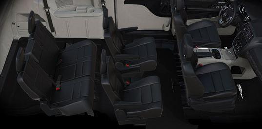 Minivan Paul Sherry Chrysler Dodge Jeep Ram