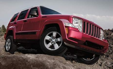 jeep liberty dayton ohio