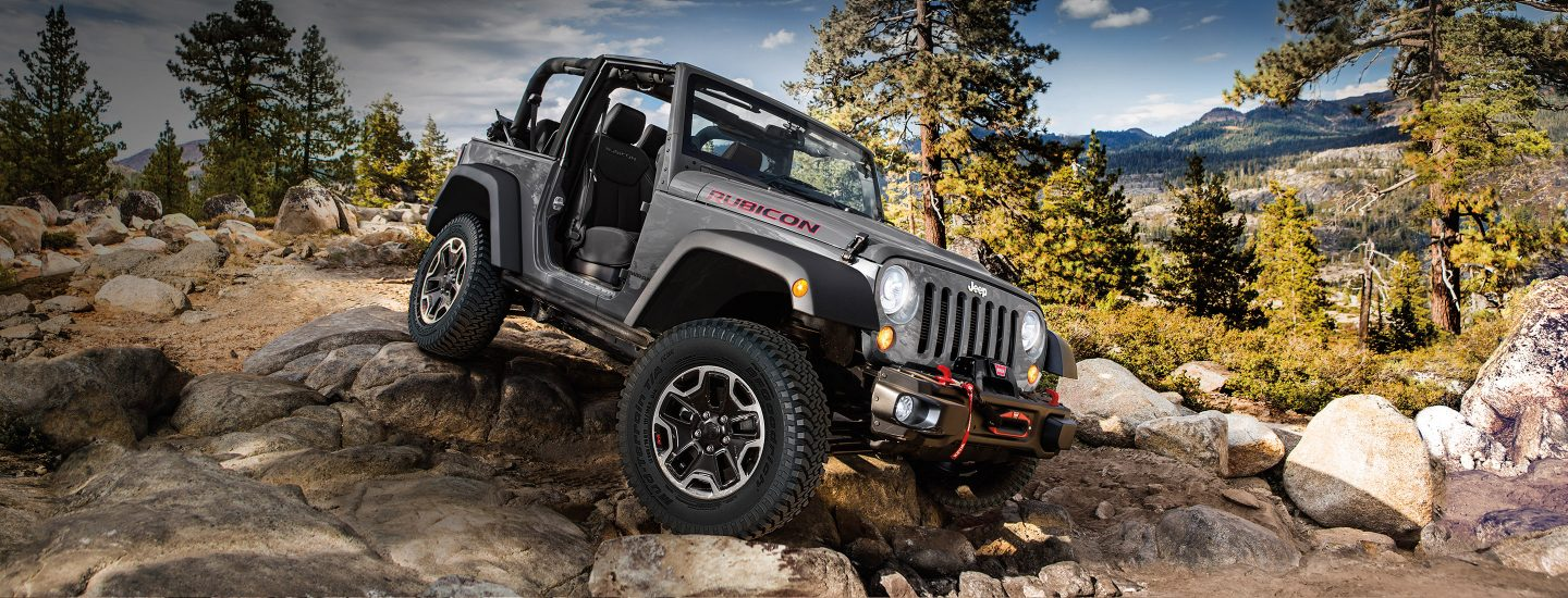 2017 Jeep Wrangler Rubicon Recon What To Look Forward To
