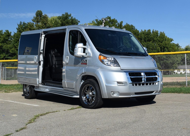 ram passenger vans