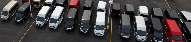 sherry ram passenger vans