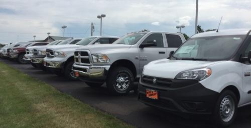 commercial truck dealer dayton