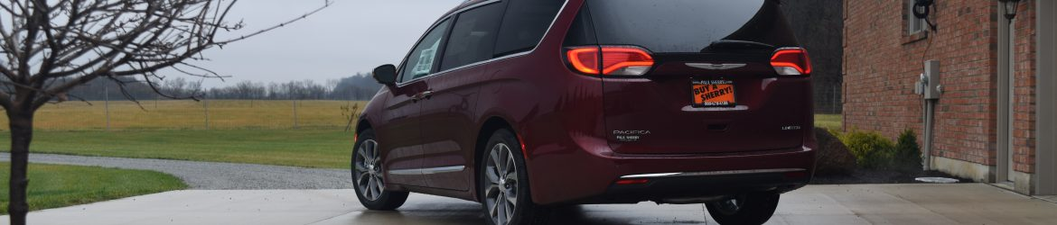 chrysler pacifica hybrid ohio