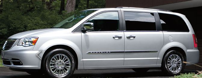chrysler town and country dealer