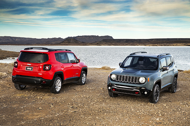 Jeep Renegade Dealer