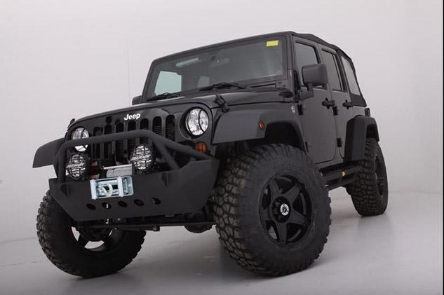 Rocky Ridge Phantom Jeeps At Paul Sherry S Paul Sherry Chrysler