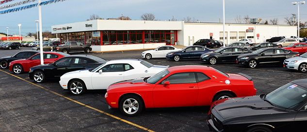 car dealership Dayton
