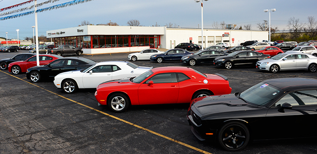 used cars for sale dayton