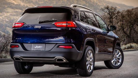 jeep cherokee rear