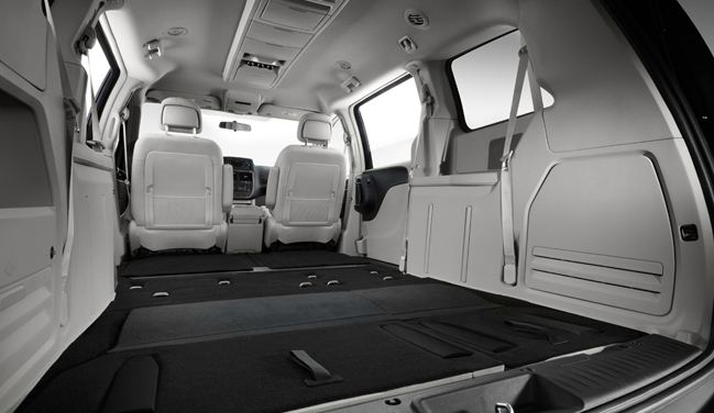 Jeep Cherokee Third Row >> Dodge Grand Caravan: How to fold the rear seats | Paul Sherry Chrysler Dodge Jeep RAM