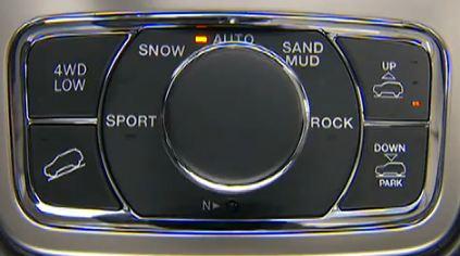 2012 Jeep Grand Cherokee Quadra Lift Selec Terrain Paul