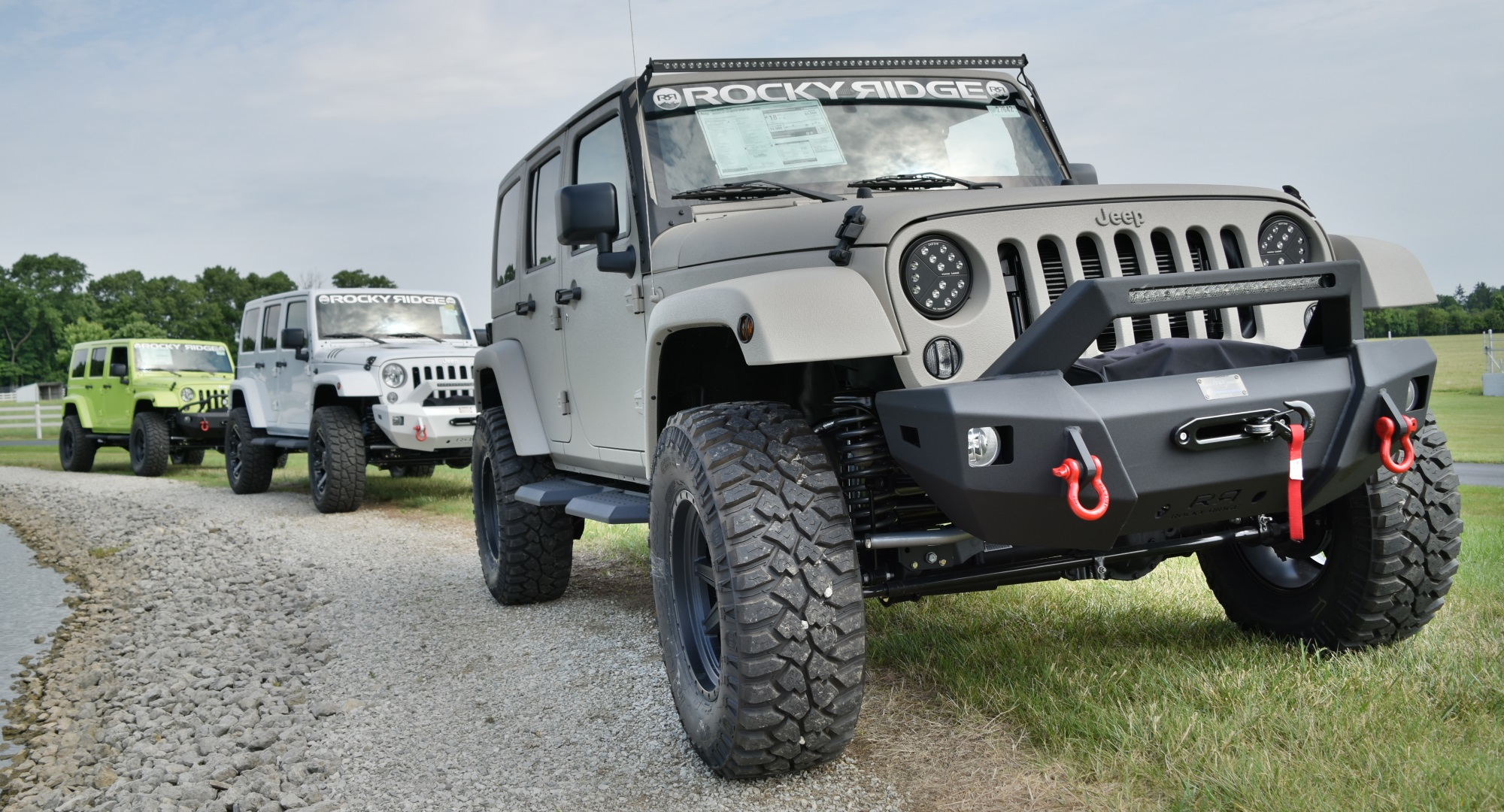 Rocky Ridge Lifted Jeeps For Sale Paul Sherry Chrysler