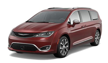 chrysler pacifica dayton