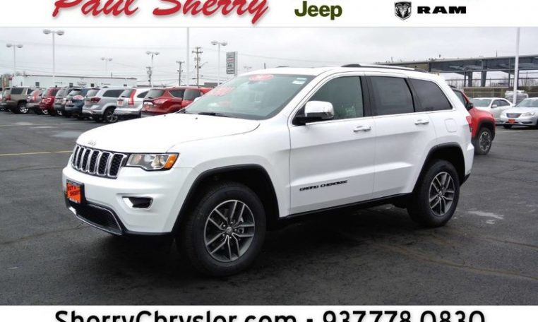 2017 Jeep Grand Cherokee Limited Sel Auto Express