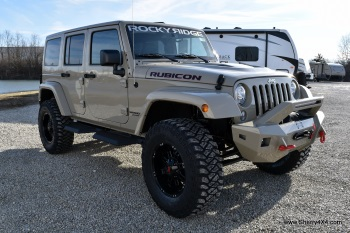 Jeep Wrangler Rubicon Extra Features