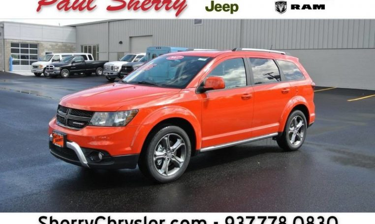 2017 dodge journey crossroad suv 2018 dodge reviews. Black Bedroom Furniture Sets. Home Design Ideas