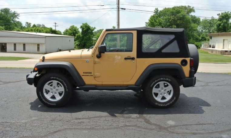 2014 jeep wrangler sport 27810bt paul sherry chrysler dodge jeep. Cars Review. Best American Auto & Cars Review
