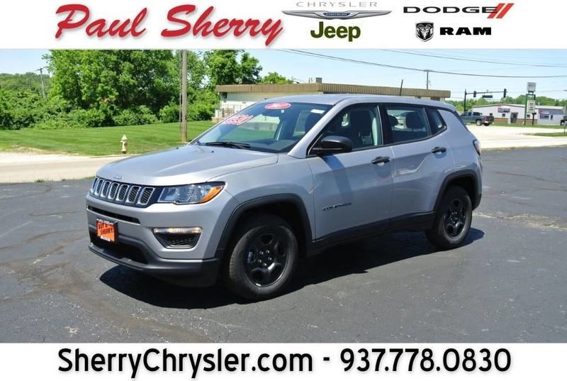 2017 Jeep Compass Sport 279605 Paul Sherry Chrysler