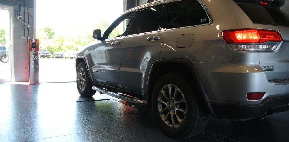wheel alignment piqua ohio