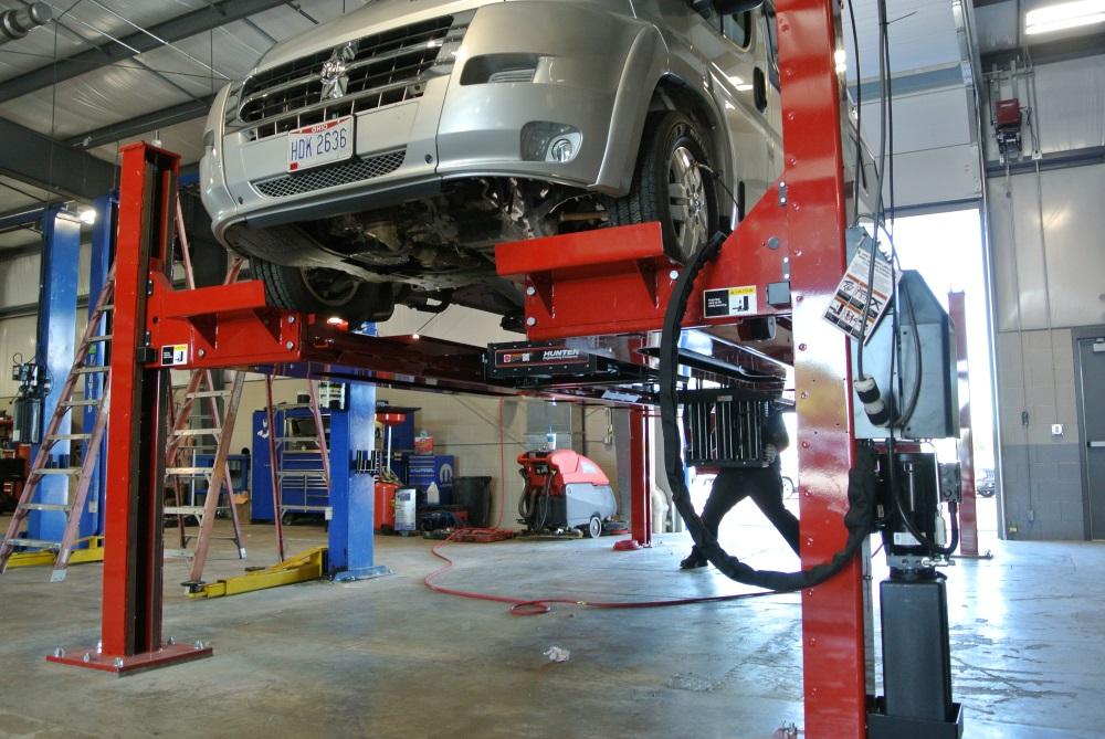 Car Mechanic Piqua Ohio