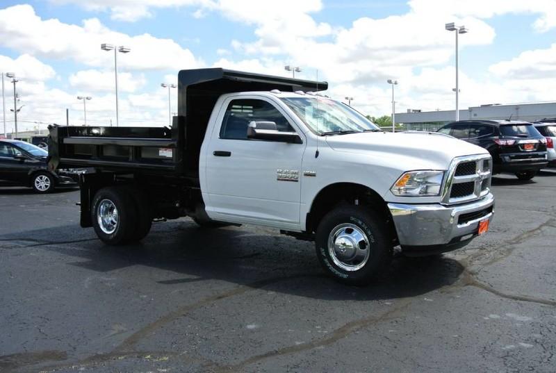 ram commercial truck upfit