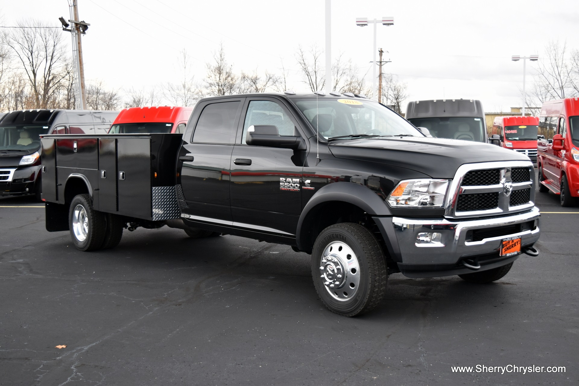 Dodge Ram 5500 >> New Ram 5500 Trucks In Ohio Inventory Or Custom Orderpaul Sherry