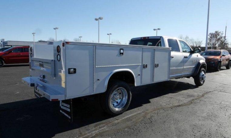 ram 5500 trucks ohio