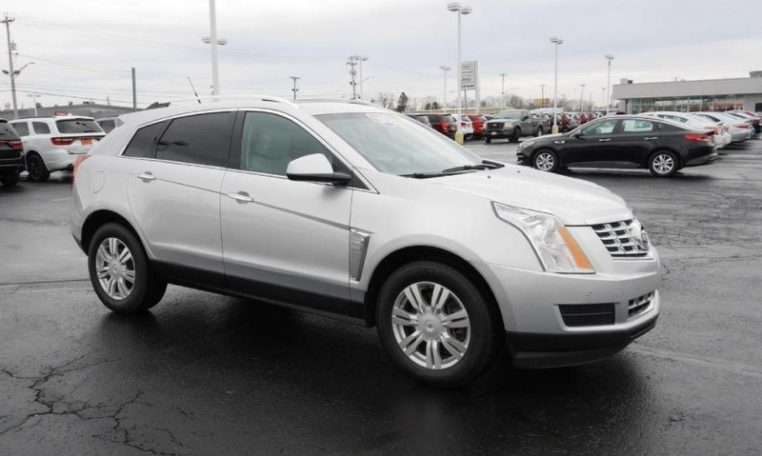 2013 Cadillac Srx Luxury Collection Awd Cp15544t Paul