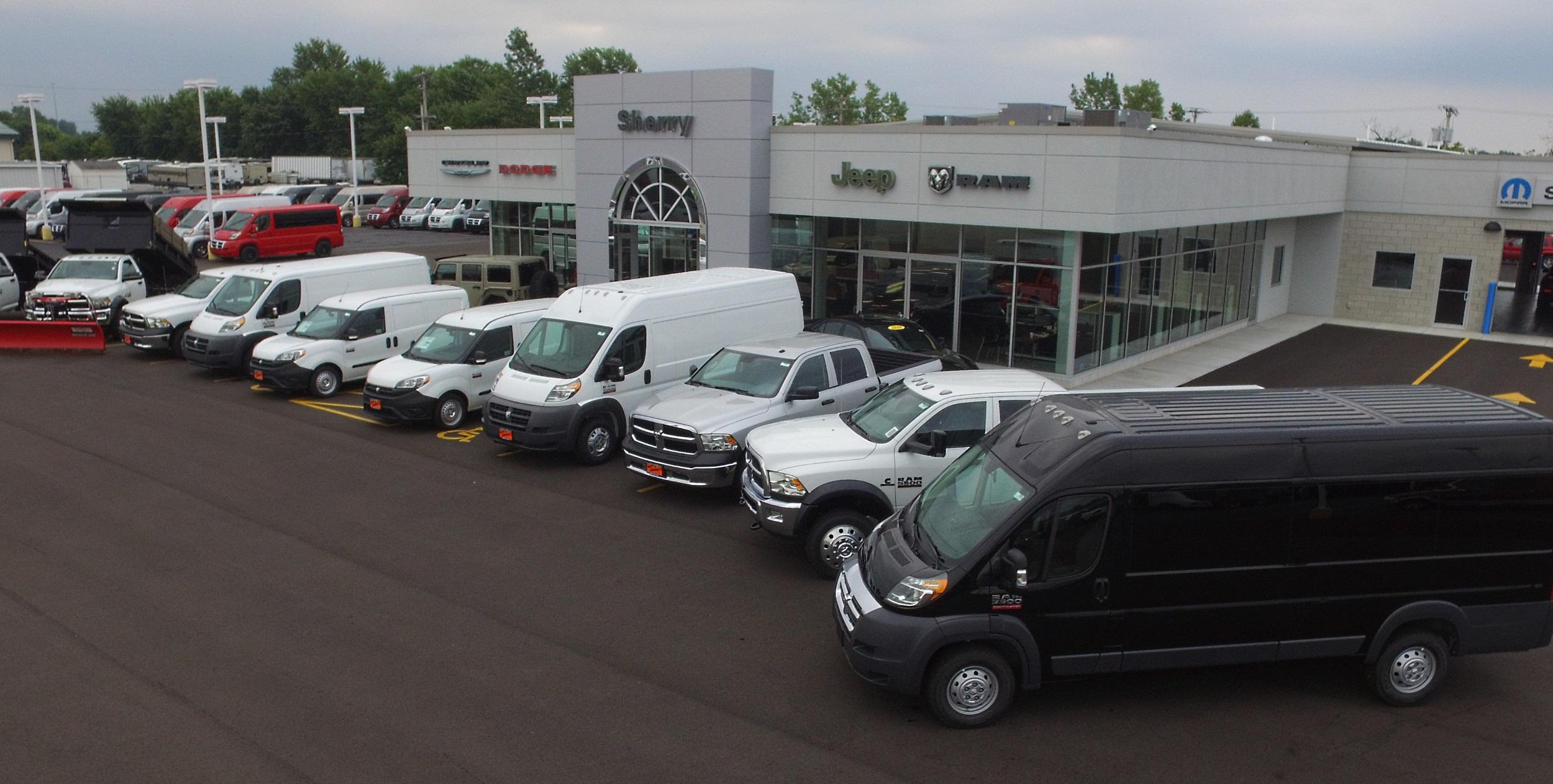 ram commercial trucks ohio