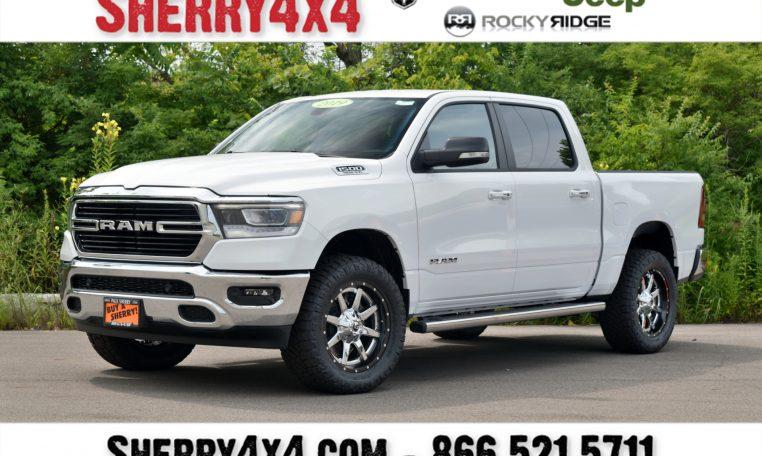 2019 Ram 1500 Big Horn Sold Paul Sherry Chrysler
