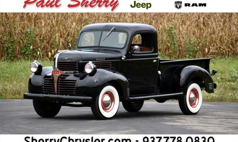 Dodge Ram Trucks >> 1947 Dodge Wd 20 Cp15813t Paul Sherry Chrysler Dodge Jeep Ram