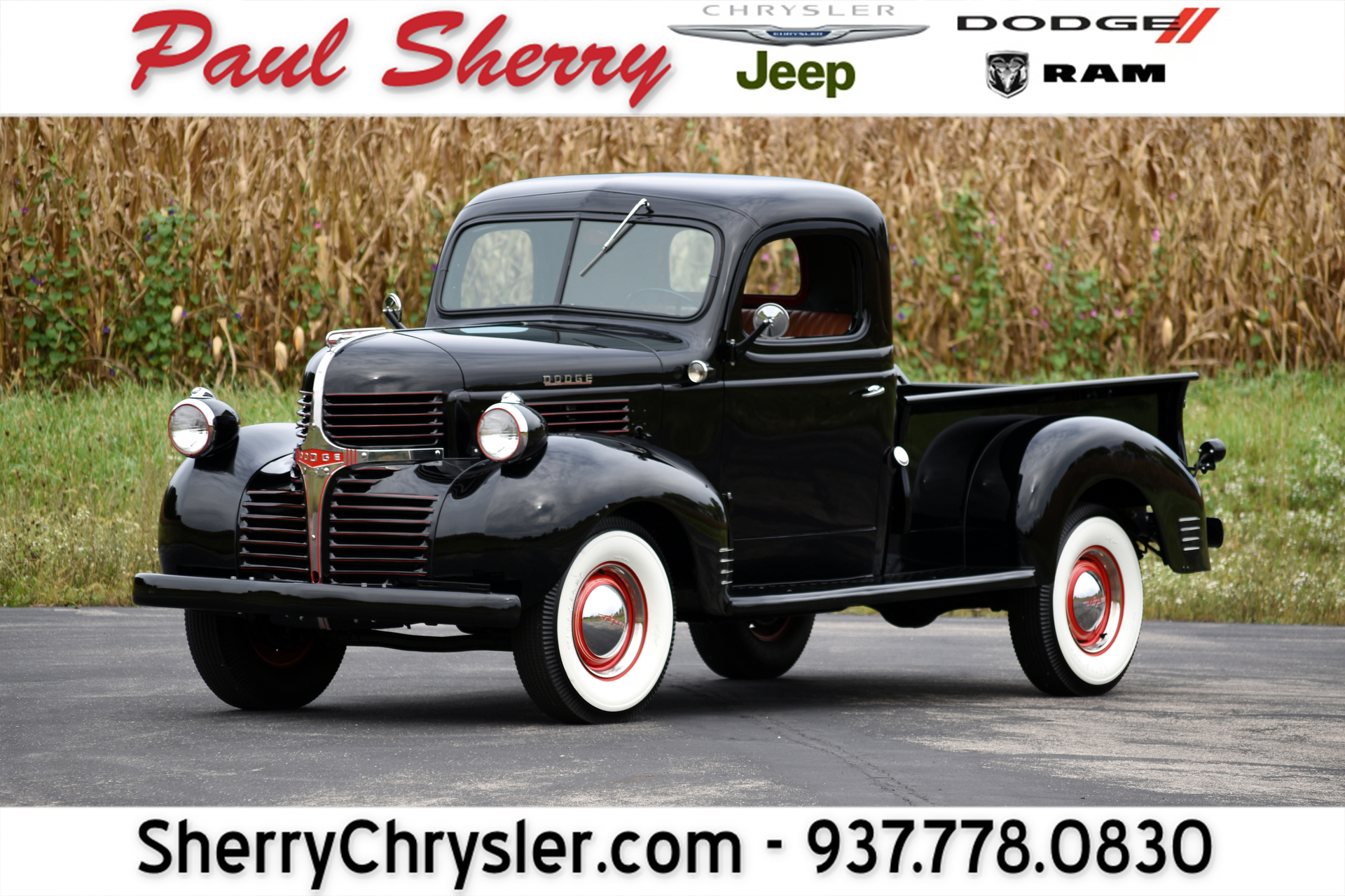 1947 Dodge WD-20 | CP15813T | Paul Sherry Chrysler Dodge Jeep RAM