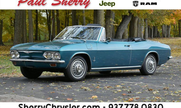 1965 Chevrolet Corvair Monza Cp15842