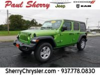 Jeeps For Sale In Ohio >> New Jeep Wranglers For Sale In Ohio Sherry Chryslerpaul Sherry