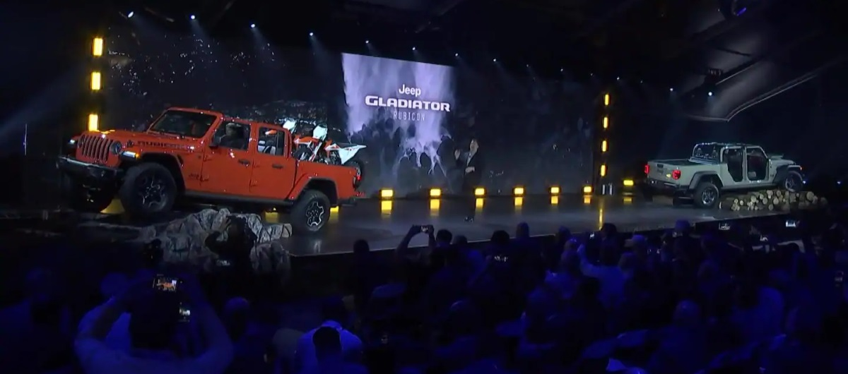 new jeep gladiator truck ohio