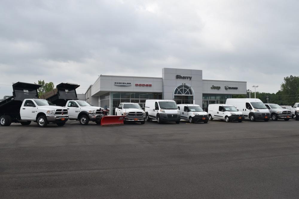 commercial trucks ohio