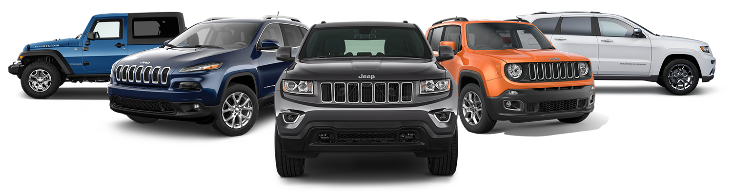 new 2019 jeeps