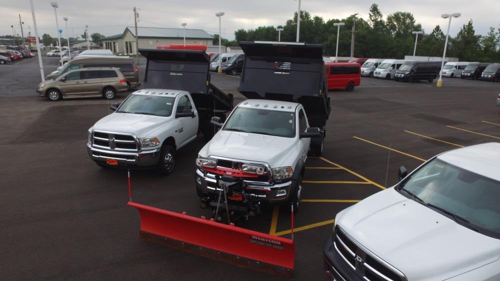 ohio commercial trucks