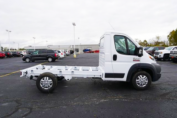 2018 Ram ProMaster Commercial Chassis Cab May Incentives
