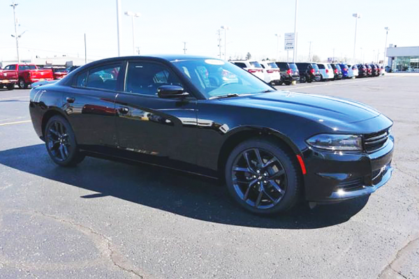 2019 Dodge Charger SXT May Incentives