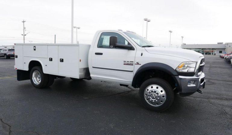new 4500 truck ohio