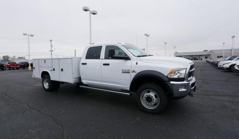 new 5500 truck ohio