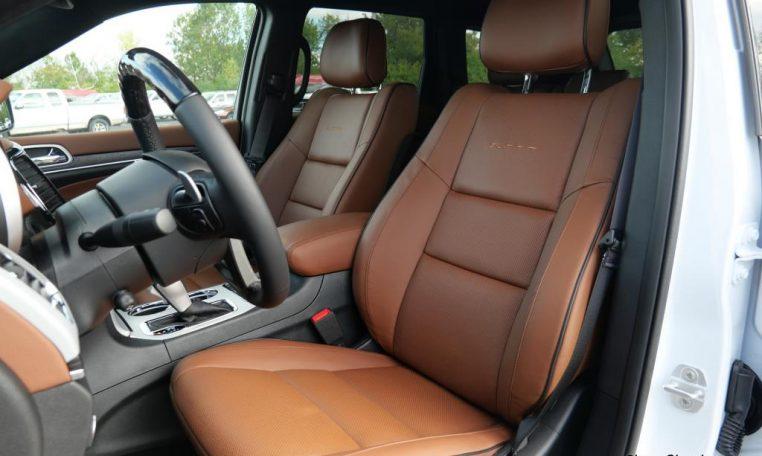 2020 Jeep Grand Cherokee Summit Platinum V8 4X4   29206T ...
