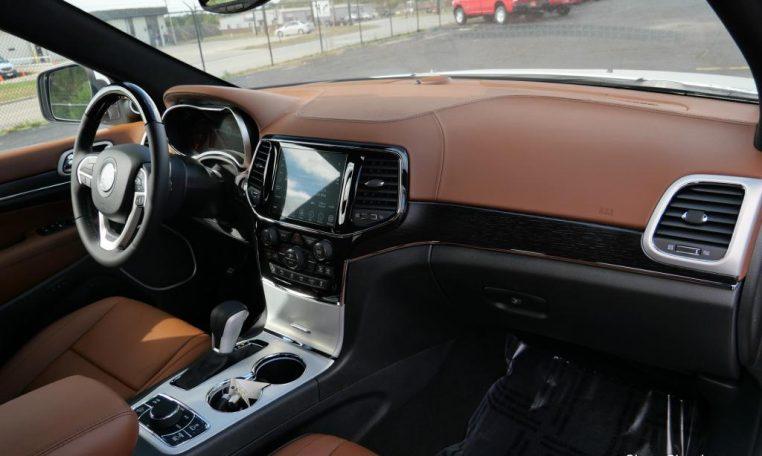 2020 Jeep Grand Cherokee Summit Platinum V8 4X4 | 29206T ...