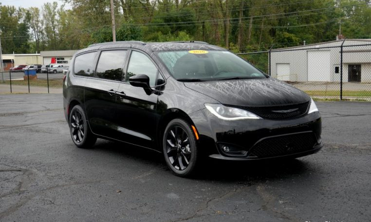 2020 Chrysler Pacifica Limited S | 29211T | Paul Sherry ...